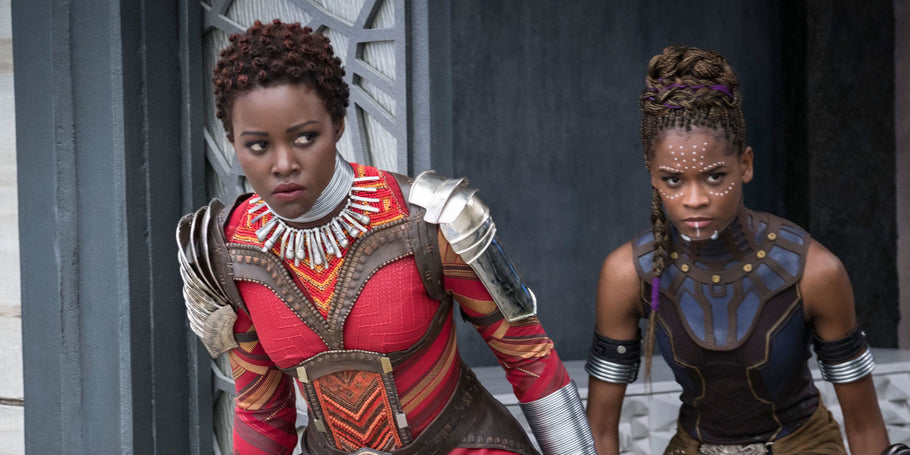 Black Panther Slays Villains and Edges: Why the Natural Hair in Black Panther Matters