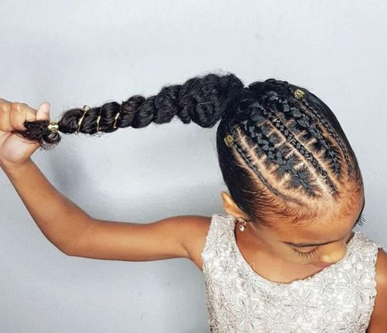 10 Easy Ways to Make Your Child's Hair Grow Faster