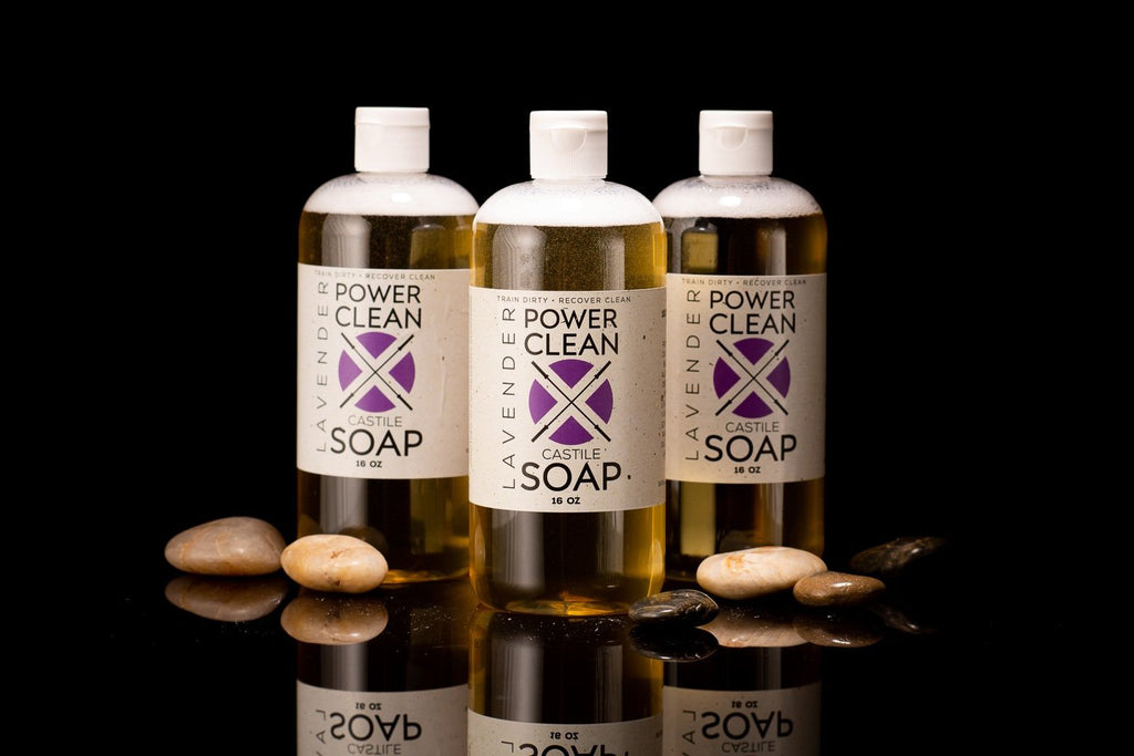 Lavender Liquid Castile Soap 16oz