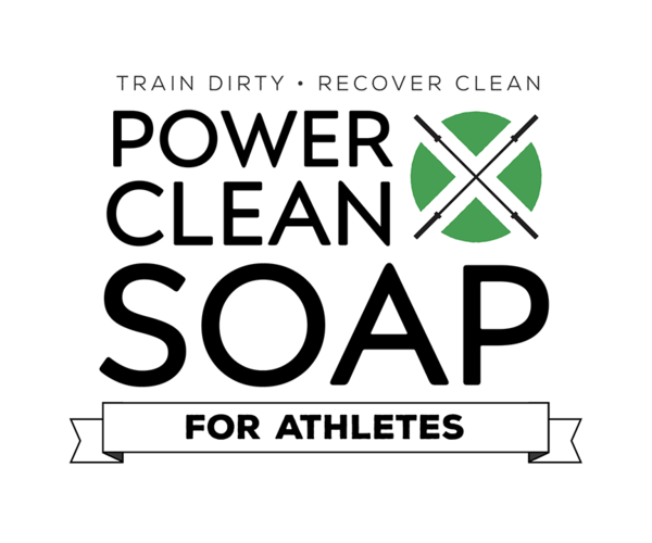 Power Clean Soap for Athletes