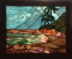 HAWAII ART - Stained Glass
