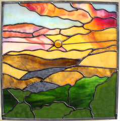 INSPIRATIONAL ART - Stained Glass