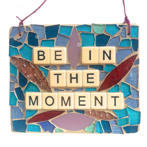 INSPIRATIONAL MOTIVATIONAL GIFTS. Stained Glass Mosaic. Inspirational Quotes Affirmations.