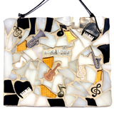 MUSICIAN TEACHER STUDENT Mosaics. Music Lovers. Music Teacher. Music Student. Maestro. Orchestra Conductor. Stained Glass.