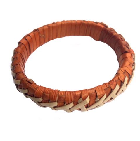 HAWAII LAUHALA BRACELETS. Made in Hawaii. Pandanus Tree. Lauhala Weaving. Birthday Gift. Friendship Gift. Anniversary Gift. Mothers Day Gift