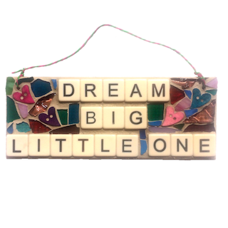 INSPIRATIONAL MOTIVATIONAL GIFTS. Children's Gifts. Stained Glass Mosaic. Inspirational Quotes Affirmations.