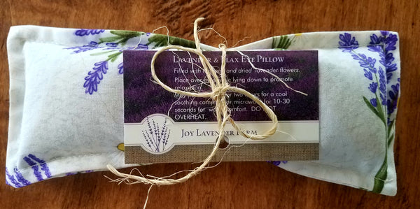 Lavender & Flax Eye Pillow