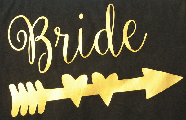 Bride Shirt - Fun Trendy Tees