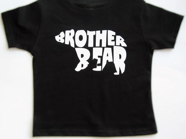 Brother Bear Bodysuit Or Toddler T-Shirt. - Fun Trendy Tees
