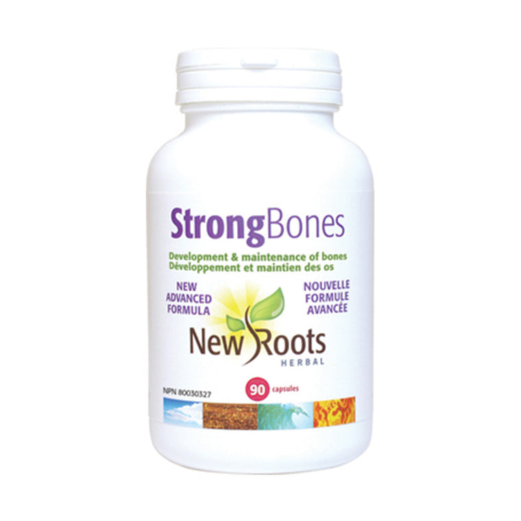 New Roots Herbal Strong Bones - 健骨