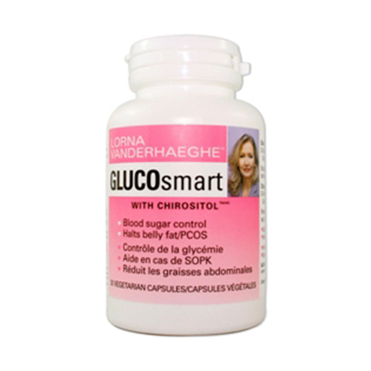 Lorna  GLUCOsmart™ with Chirositol™ - 瘦身/血糖/心情/代谢