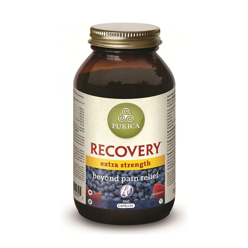 Purica Recovery Extra Strength - 关节/胶囊
