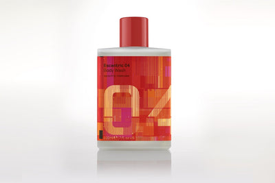 Escentric 04 Body Wash - Abiti Ladieswear