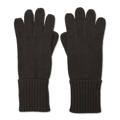 Cashmere Knit Mole Gloves - Abiti Ladieswear