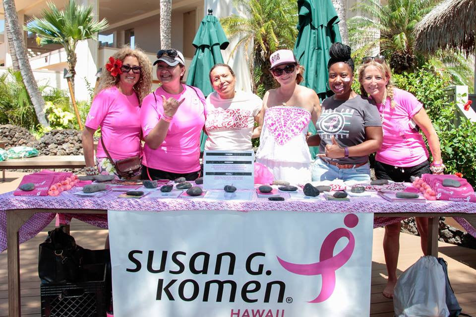 Stand up for the cure 2016 maui