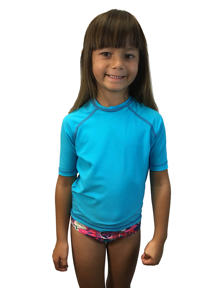 Youth Koredry Short sleeve Rashguard