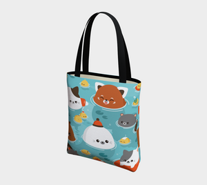 Ocean of Cuteness Tote - Basic