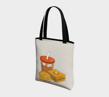 Load image into Gallery viewer, HK Afternoon Snacks Tote - Basic