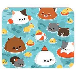 Ocean of Cuteness Mouse Pad