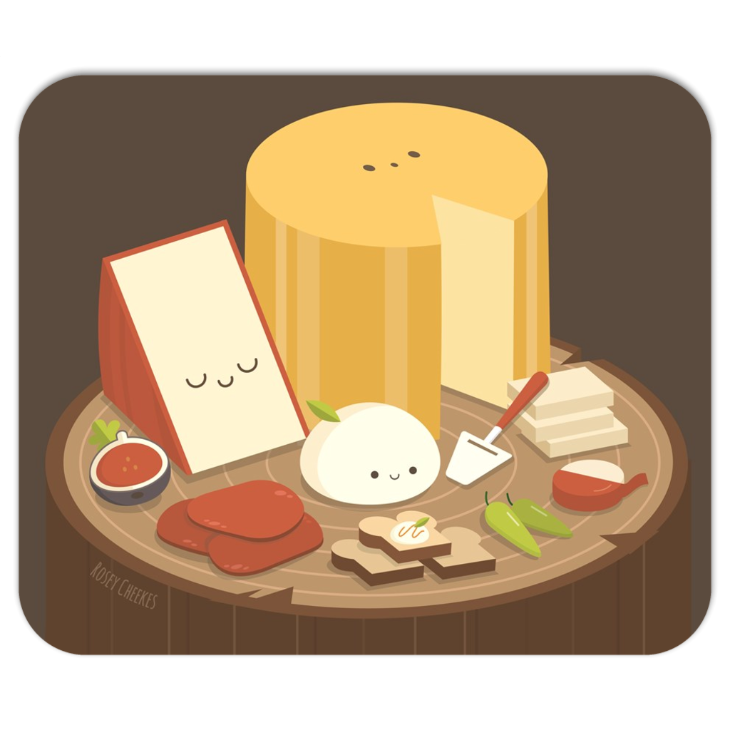 Charcuterie Mouse Pad