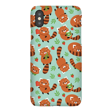 Load image into Gallery viewer, Red Panda Phone Case
