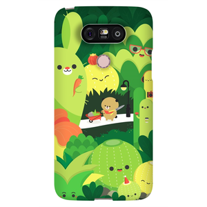 Cactus Farm Phone Case