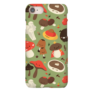 Magical Mushroom Phone Cases