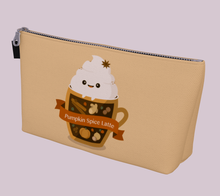 Load image into Gallery viewer, Pumpkin Spice Latte Pouch