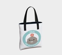 Load image into Gallery viewer, Seal of Approval Tote - Basic