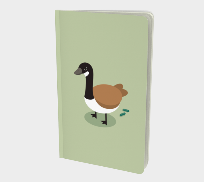 Angry Goose Notebook