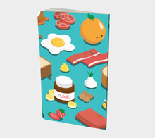 Load image into Gallery viewer, Toast Toppings Notebook