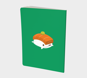 Sushi Stack Large Notebook