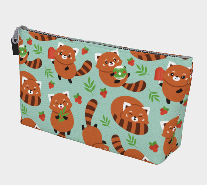 Red Panda Classic Pouch
