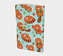 Load image into Gallery viewer, Red Panda Notebook