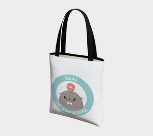 Seal of Approval Tote - Basic