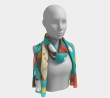 Load image into Gallery viewer, Toast Toppings Scarf