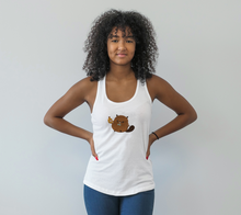 Load image into Gallery viewer, Tank Top - Benny the Beaver x Maple Syrup