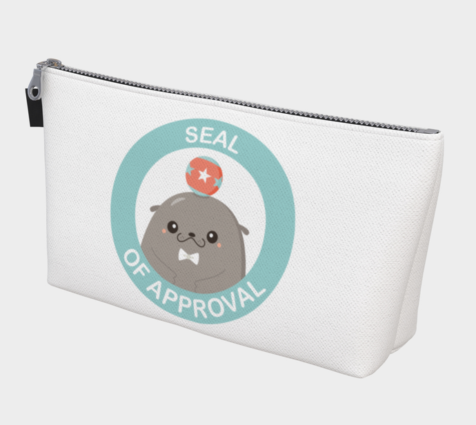Seal of Approval Pouch