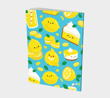 Load image into Gallery viewer, Lemons Large Notebook