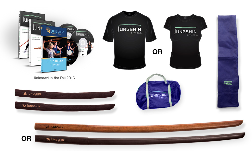 Sword Fitness powered by Jungshin