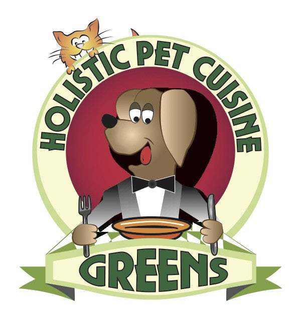 Maltese with wonderful results on this broad spectrum product from Holistic Pet Cuisine Greens