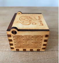 Load image into Gallery viewer, Lord's Prayer Custom Music Box