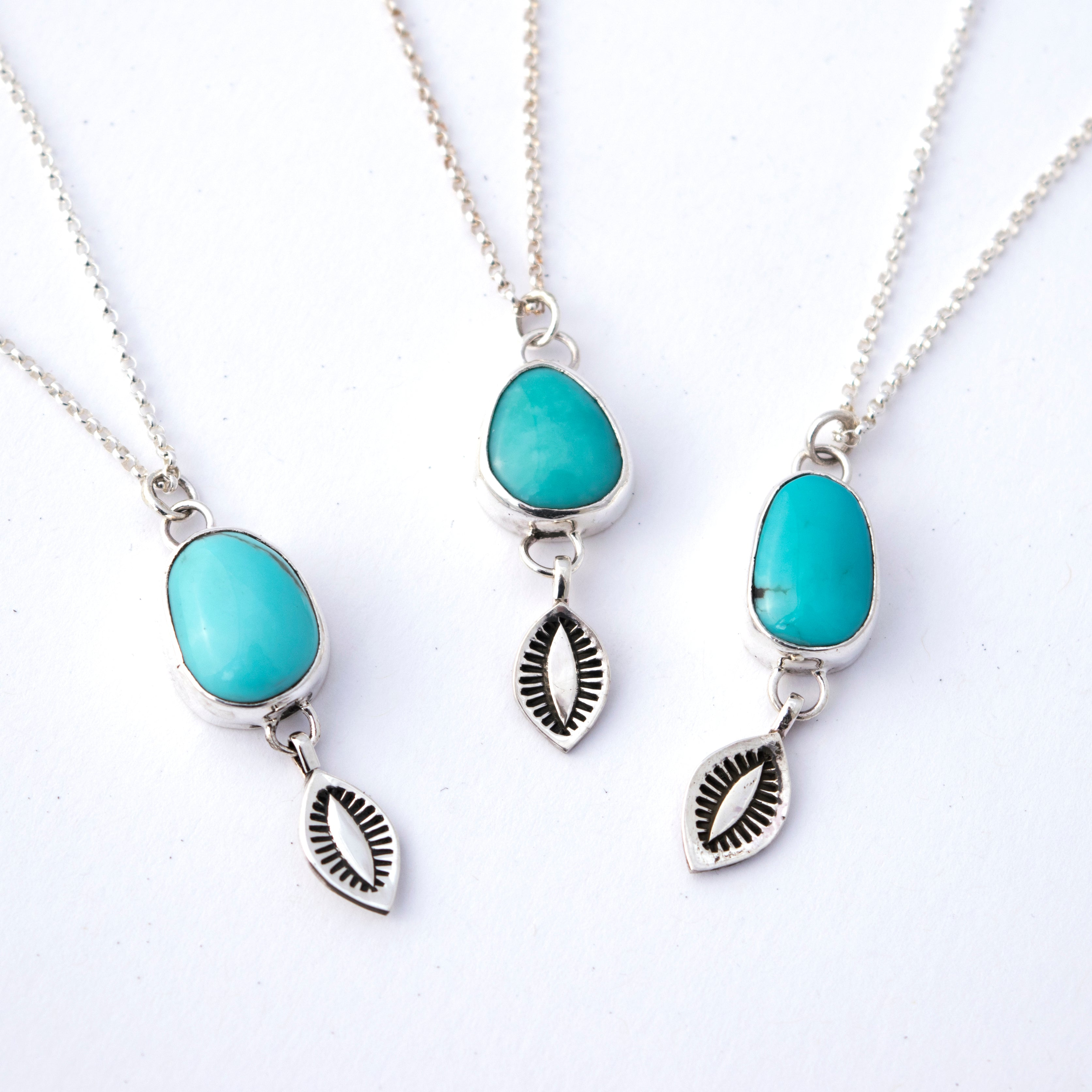 Campitos Turquoise Necklace No. 2