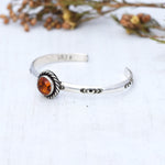 Amber Moonbeam Cuff