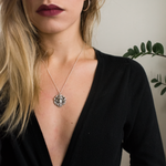 Nouveau Goddess Necklace