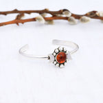 Amber Moon Phase Cuff