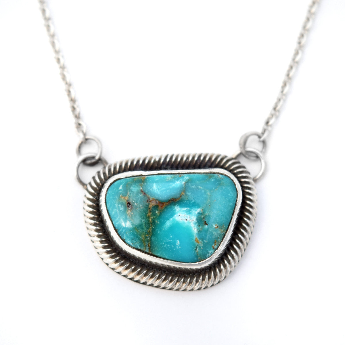'Artie' Kingman Turquoise Necklace