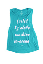 Fueled By Aloha Tank