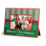 Very Merry Christmas Isaiah 9:6 Photo Frame