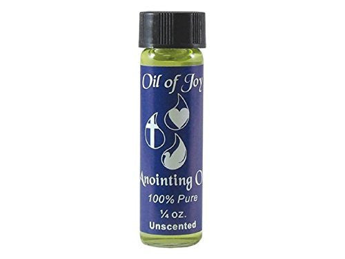 Anointing Oil Assorted 1/4 Oz Pack of 6 by Oil Of Joy